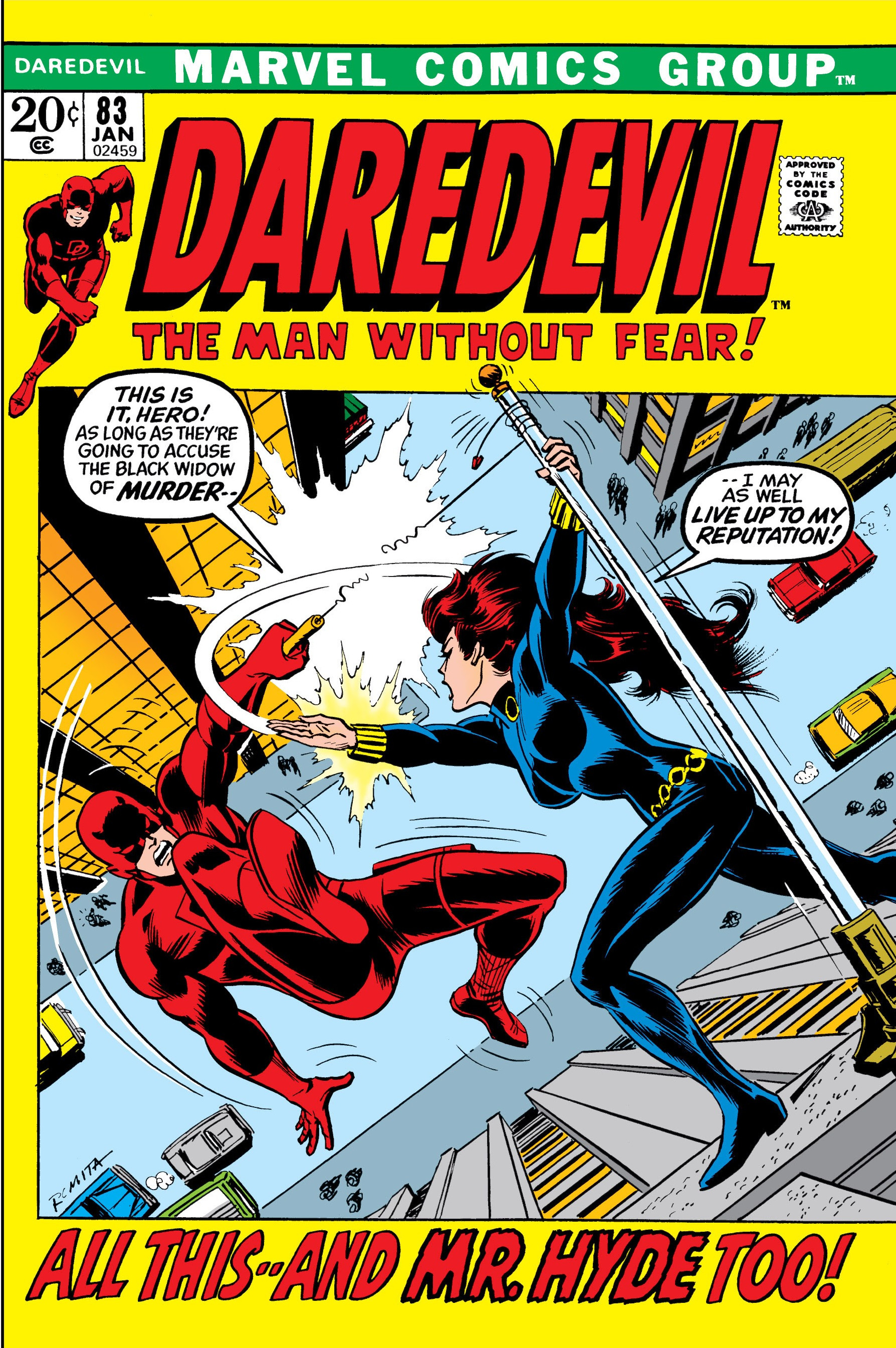 Daredevil Vol 1 83