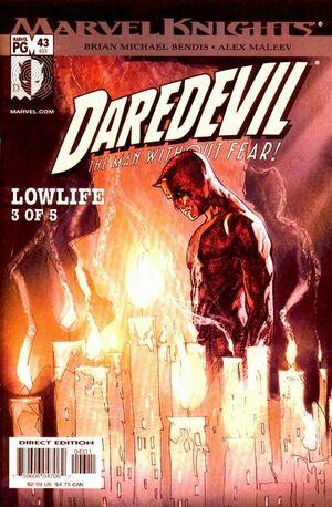 Daredevil Vol 2 43