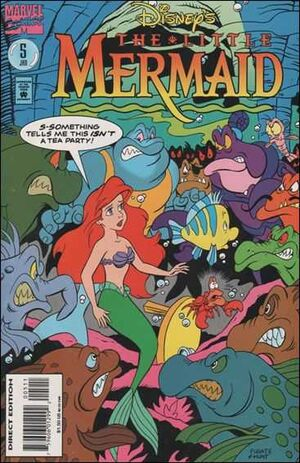 Disney's The Little Mermaid Vol 1 5