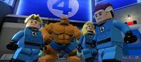 Fantastic Four (Earth-13122) from LEGO Marvel Super Heroes 0001