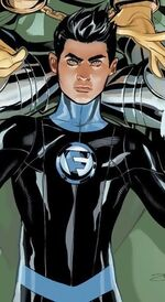 Franklin Richards (Earth-616) from X-Men - Fantastic Four Vol 2 4 cover 001