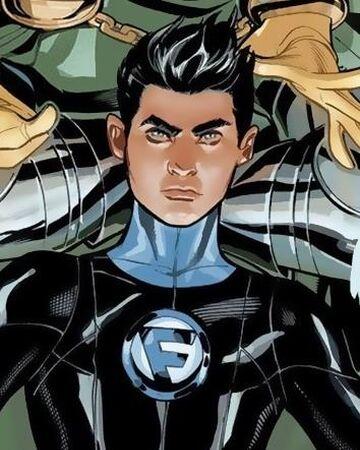 Franklin Richards Earth 616 Marvel Database Fandom