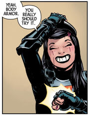 Gabby (The Sisters) (Earth-616) from All-New Wolverine Vol 1 3 002