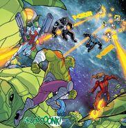 Gamarvian Turtles from Marvel Tsum Tsum Vol 1 1 001