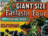Giant-Size Fantastic Four Vol 1 5