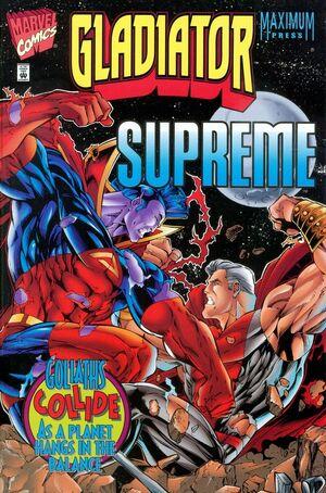 Gladiator Supreme Vol 1 1