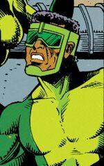 Griff (Earth-616) from Captain America Annual Vol 1 11 0001