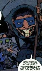Harvey Elder (Earth-20007) from Marvels Comics Fantastic Four Vol 1 1 0001