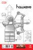 Hawkeye Vol 4 15 LEGO Sketch Variant