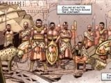 Hyena Clan (Earth-616)