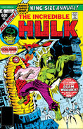 Incredible Hulk Annual Vol 1 6