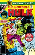 Incredible Hulk Annual Vol 1 6