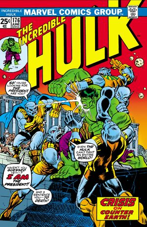 Incredible Hulk Vol 1 176