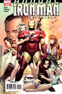 Iron Man Director of S.H.I.E.L.D. Annual Vol 1 1