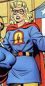 Madeline Lawrence (Earth-9602) from Super-Soldier Man of War Vol 1 1 0001
