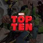 Marvel Top 10 (2018 logo)