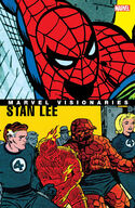 Marvel Visionaries Stan Lee Vol 1 1