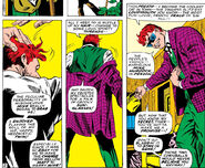 Matthew Murdock (Earth-616) explains his Mike Murdock disguise from Daredevil Annual Vol 1 1
