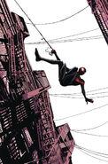 Miles Morales Spider-Man Vol 1 1 Garbett Variant Textless