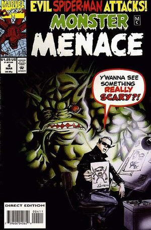 Monster Menace Vol 1 4