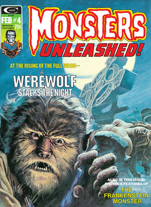Monsters Unleashed Vol 1 4