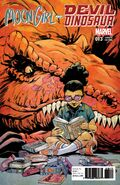 Moon Girl and Devil Dinosaur Vol 1 13 Greene Variant