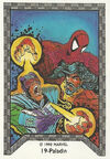 Paladin and Peter Parker (Earth-616) Spider-Man Team-Up (Trading Cards) 0001