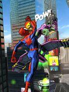Peter Parker (Earth-TRN461) VS. Norman Osborn (Earth-TRN461) 002