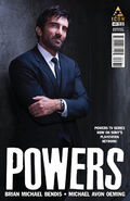 Powers Vol 3 3 Television Variant