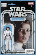 Princess Leia Vol 1 1 Action Figure Variant