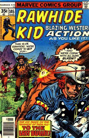 Rawhide Kid Vol 1 145