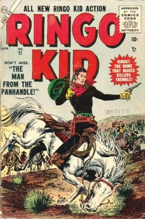 Ringo Kid Vol 1 11