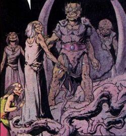 Rock Trolls (Orange-Skinned) from Marvel Graphic Novel Vol 1 15 001