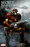 Secret Warriors Vol 1 15 Iron Man by Design Variant