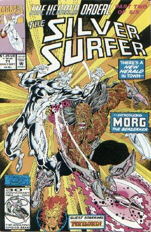 Silver Surfer Vol 3 71