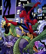 Sinister Six (Earth-5631) Spider-Man and Power Pack Vol 2 4