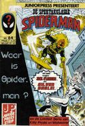 Spectaculaire Spiderman 84