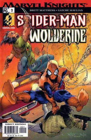 Spider-Man and Wolverine Vol 1 2