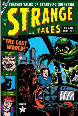 Strange Tales Vol 1 20
