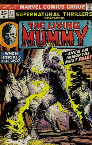 Supernatural Thrillers Vol 1 11