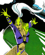 Sylvie Yaqua (Earth-616) from Avengers West Coast Vol 2 84 0001