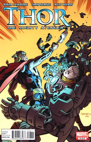 Thor The Mighty Avenger Vol 1 8