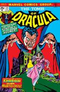 Tomb of Dracula Vol 1 23