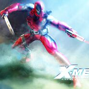 Wade Wilson (Earth-7964) from X-Men Legends II Rise of Apocalypse 001