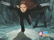 X23 (Earth-11052) from X-Men Evolution Season 4 3 0006