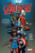 All-New, All-Different Avengers HC Vol 1 1