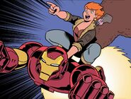 Anthony Stark (Earth-616), Doreen Green (Earth-616) and Tippy-Toe (Earth-616) from Unbeatable Squirrel Girl Vol 2 36 001