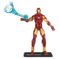 Anthony Stark (Earth-616) from Marvel Universe (Toys) Series 3 Wave XII 0001