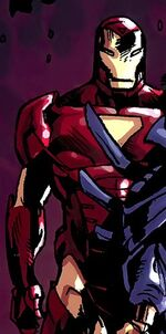 Anthony Stark (Skrull) (Earth-10219) from What If? Secret Invasion Vol 1 1 0001