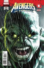 Avengers Vol 1 684